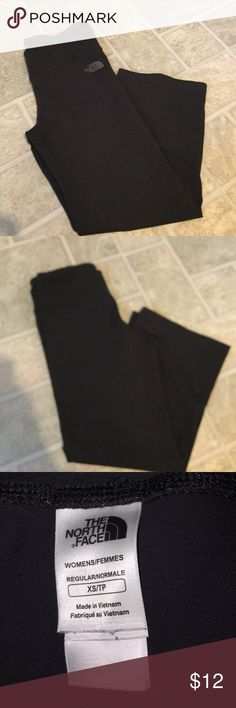 The North Face capris In great condition! The North Face Pants Capris