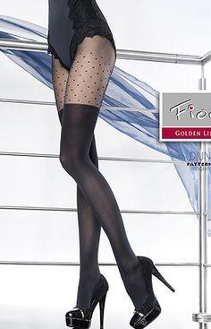 Piękne nogi - Diuna rajstopy 40 den - Sklep INTYMNA.PL™