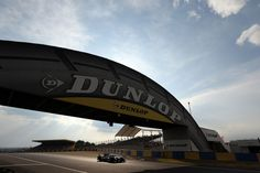 The team has made progress with the switch to Dunlop tyres