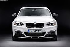 BMW 2 Coupe M Performance 2013