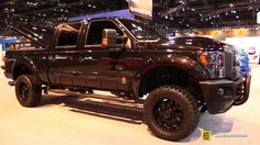 2015 Ford F250 Super Duty Black Ops by Tuscany - Ext, Interior Walkaroun...