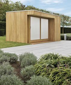 Abri de jardin moderne Outdoor Furniture, Outdoor Decor, Outdoor Storage, Garage Doors, Shed, Outdoor Structures, Home Decor, Gardens, Houses