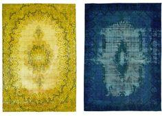 Tapetes que são verdadeiras joias: Botteh reinventa clássicos iranianos com cores