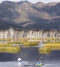 Moora Moora Reservoir. the Grampians. Victoria, Australia. Photo: georgie_mann_photos via IG