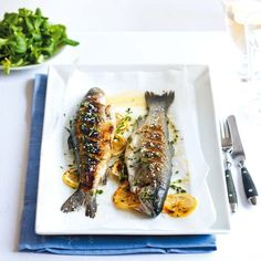 Plenty Of Fish, Fish And Seafood, Seafood Recipes, Asparagus, Sushi, Vegetables, Fit, Czech Republic, Romantic