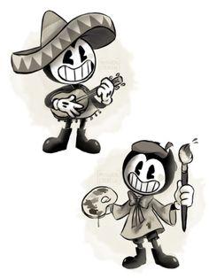 bendy mexicano jajajaj