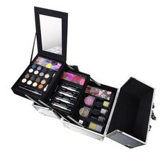 Color Play Travel Makeup Case