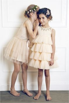 The Ultimate Flower Girl Outfits   TuTu Du Monde - Want That Wedding - Want That Wedding