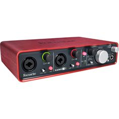 Focusrite Scarlett 2i4 Audio Recording Interface