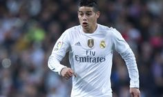 Real Madrid to offer James Rodriguez in swap deal