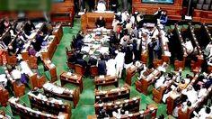 demonetization-row-continues-in-parliament #ApNewsDaily #News #ApNews