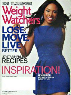 Weight Watchers Magazine, 37 Start Fresh Recipes, Jan/Feb 2012