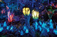 Disney's Intergalactic Theme Park Quest to Beat Harry Potter - Wanddecor Brainstorming - Welcome Haar Design Avatar Disney World, Avatar Land, Avatar Theme, Avatar Movie, Disney S, Disney Parks, Downtown Disney, Disney Cruise, Fantasy Art Landscapes