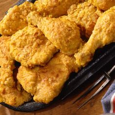 Weight Watchers Southern Style Oven Fried Chicken Recipe