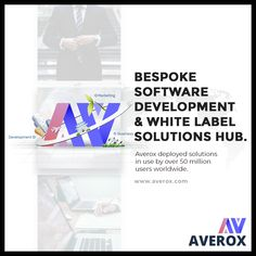 Averox also provides white-label licenses of top of the line products along with the marketing material and guidelines for you to market the products successfully. Marketing Automation, Content Marketing, Social Media Marketing, Resource Management, Information Technology, Business Management, Lead Generation, Software Development, Really Cool Stuff