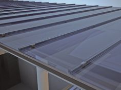 Multiwall polycarbonate panel for roofing ARCOPLUS® 684-6104-6124 REVERSÒ by dott.gallina