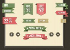 45 Free Price Tags and Pricing Table PSD Templates