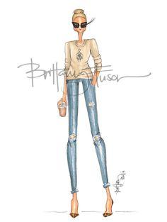 Brittany Fuson: Sweatshirts