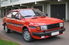 Skoda 130 Rapid (1984 - 1990)
