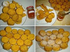 7_mrkvove-cukrovi Christmas Time, Muffin, Cookies, Breakfast, Ethnic Recipes, Food, Crack Crackers, Morning Coffee, Biscuits
