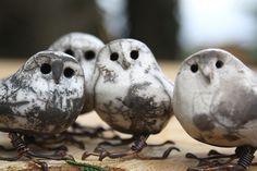 owl cluster by Joe lawrence art work, via Flickr