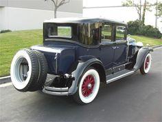 1929 Cadillac 4 Door Sedan