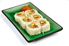 Sushi recept: Spicy carrot sushi