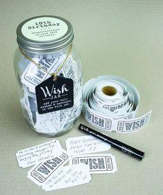 Wish Jar 18th Birthday - Wish Jars - 1