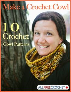 ten patterns for cowls
