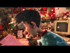 """Arthur Christmas"" Office Shot Build Behind-the-Scenes Clip"