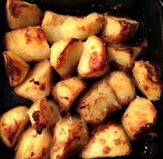 Syn Free OXO Roasties - Slimming World Recipe - SlimmingWorld Slimming World Recipes Syn Free, Slimming World Diet, Slimming Eats, Curly Wurly Brownies Slimming World, Slimming World Roast Potatoes, Cajun Chicken Burger, Cooking Recipes, Healthy Recipes, Healthy Food