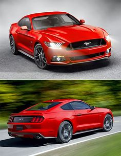 rogeriodemetrio.com: 2015 Ford Mustang