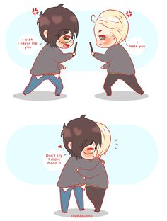 Don't cry.. Drarry :3