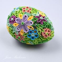 quilling | 3D quilling | Quilling.cz