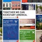 "Join the Campaign to Kickstart America: Dream Big! Recent post about Neustar's ""Kickstart America"" campaign and the ""Dream Big"" contest for small to mid sized businesses."