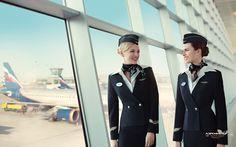 Lindas aeromoças da Aeroflot (9)