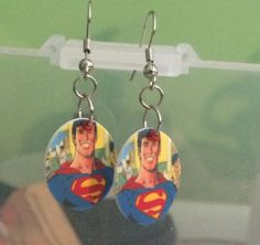 Earrings on sale for $8.00 at my Etsy Shop!