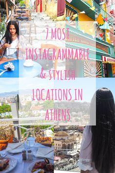 Stylish guide to Athens :) all the best locations to instagram. by @thefashionmatters