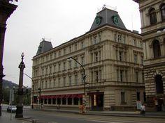 Palác Lažanských Praha Louvre, Building, Travel, Viajes, Buildings, Destinations, Traveling, Trips, Construction