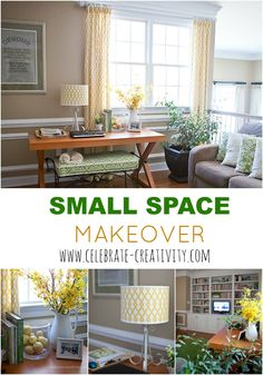 Small Space Living On Pinterest Studio Apartment Small Living Room