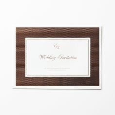 結婚式 招待状 LUCE LOUNGE WEDDINGの結婚式 招待状