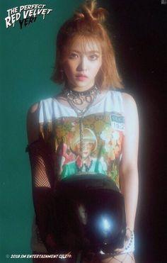 Red Velvet 2nd Album Repackage 'The Perfect Red Velvet' Concept Photo | Yeri