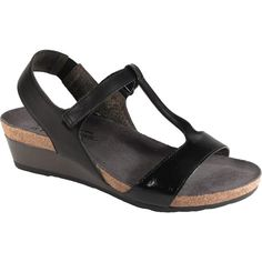 Women's Shoes Spirited Ecco Eu 41 Us 10.5 Black Leather Gladiator Strappy Sandal Wedge Ankle Strap Clothing, Shoes & Accessories