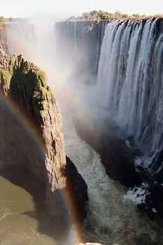Victoria Falls, Zambia - Africa