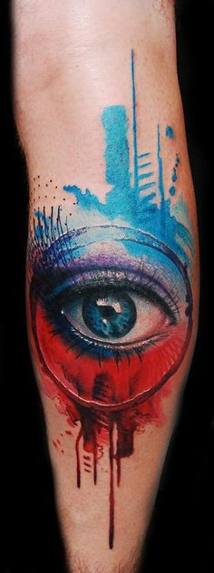 Beautiful tattoos by Maciej Enzo Sowa