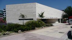 Centro civico anabel segura Alcobendas,spain.Sancho - madridejos architecture office