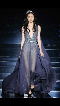 Midnight Sky, Haute Couture.