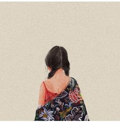Trendy Drawing Line Girl Illustrations 33 Ideas Aesthetic Drawing, Aesthetic Anime, Happy Girls, Cute Girls, Tmblr Girl, Foto Instagram, Illustration Girl, Girl Illustrations, Aesthetic Pictures