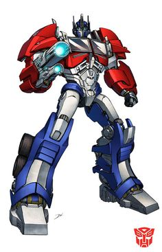 Optimus Prime TF Prime by Dan-the-artguy.deviantart.com on @deviantART