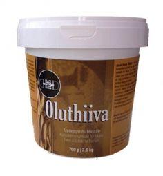 Black Horse Oluthiiva 700g (14,60€) Käy myös muun merkkiset jauheena/rouheena olevat oluthiivat.